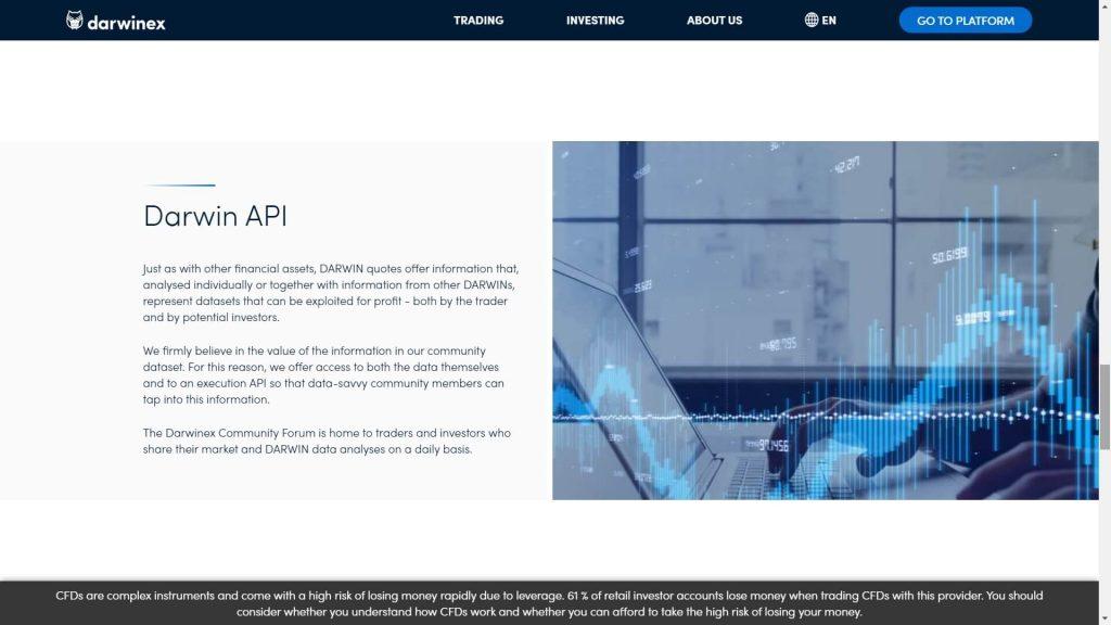 Presentazione delle API di Darwinex