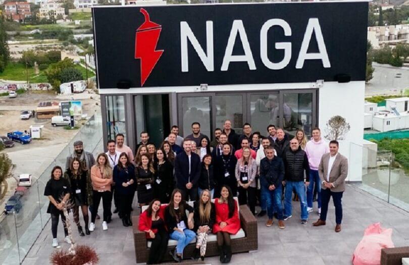 Immagine rappresentativa dello staff e ufficio NAGA