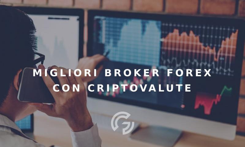 miglior broker per criptovaluta commercio
