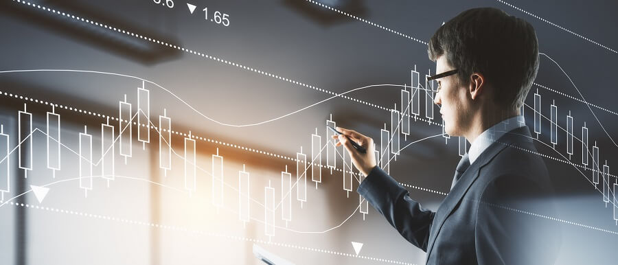 forex trader grafico