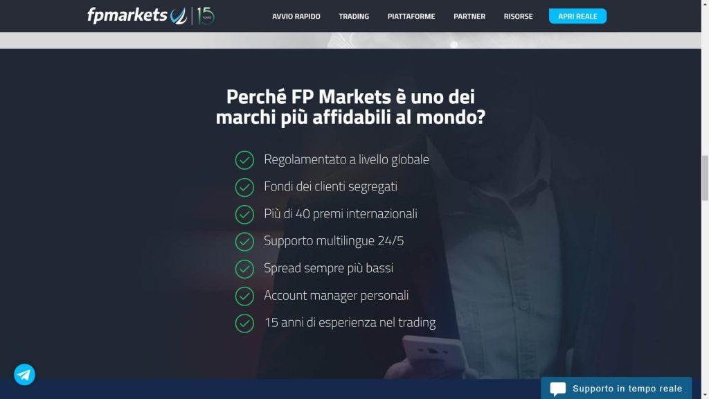 numeri di fp markets