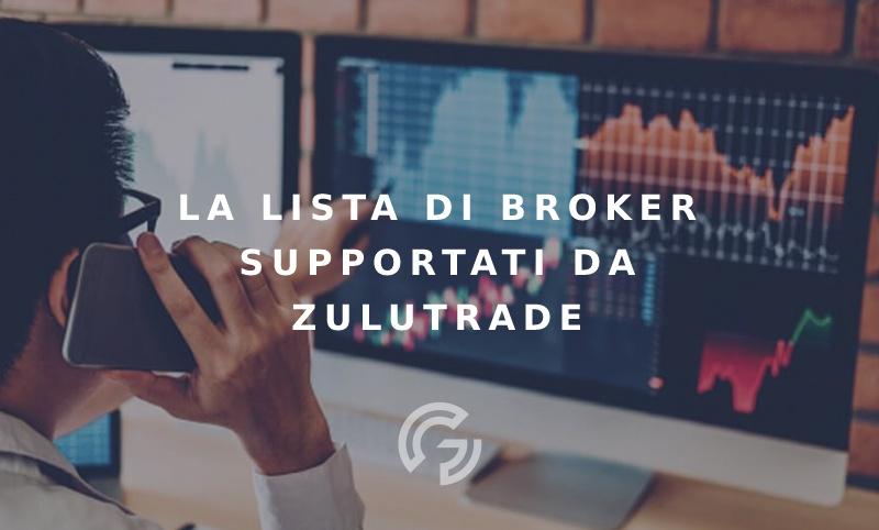 lista broker zulutrade