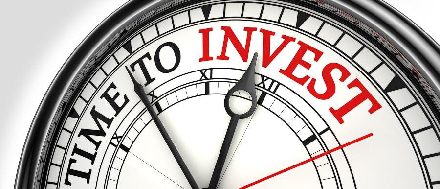 Orologio fattore tempo investimento